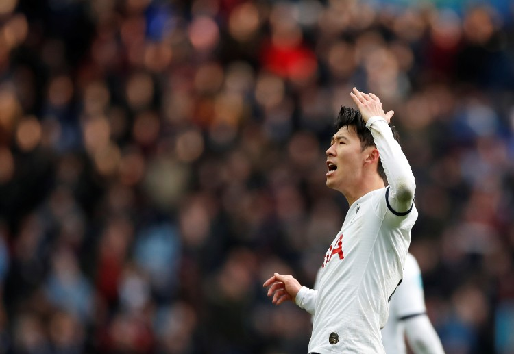 Champions League: Can Son Heung-min add more goals to his tally?