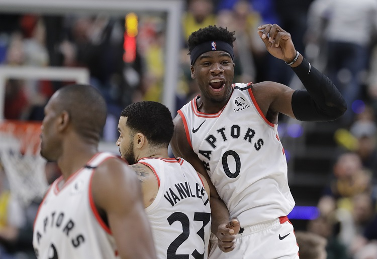 The Raptors are on a roll as they are now on their 13-game winning streak in the NBA