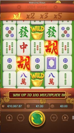 """Get ready to experience a brand new spin on an ancient Chinese game with """"Mahjong Ways."""""""