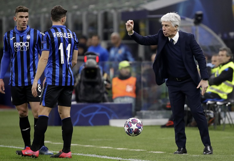 Champions League News: Gian Piero Gasperini is working wonders at Atalanta