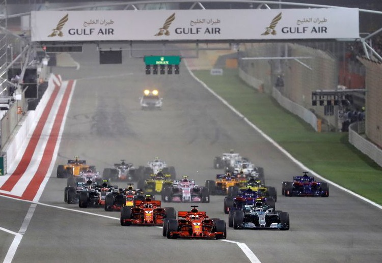 "Despite the postponement, Bahrain Grand Prix continues through Formula 1's initiative called ""Virtual F1"""