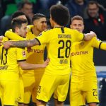 Borussia Dortmund have sealed the second spot in the Bundesliga table after beating rivals Monchengladbach