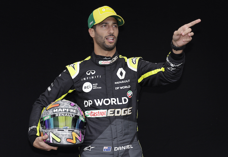 Formula 1: Renault are determined to do everything they can to keep key driver Daniel Ricciardo