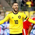 Belgium could potentially compete in Euro 2020 without Eden Hazard after sustaining injuries in Real Madrid's campaign
