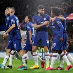 Chelsea are through to the last eight of the FA Cup after an emphatic win over Liverpool