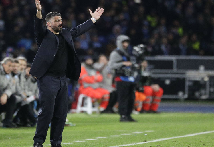 Newly-appointed manager Gennaro Gattuso is on a mission to refresh aging Napoli side this Serie A season