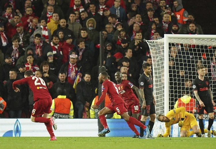 Defending Champions League winners Liverpool failed to defend their crown as they bow out of the tournament