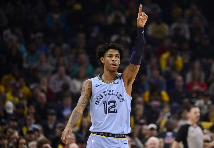 A unanimous vote for Memphis Grizzlies guard Ja Morant as first choice for NBA Rookie of the Year award