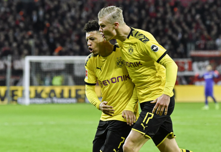 Bundesliga: Jadon Sancho and Erling Haaland has been a performing great as a duo in Borussia Dortmund