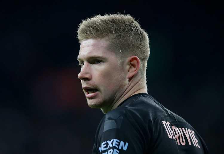 Premier League: Kevin De Bruyne bag a brace in Manchester City's win against Real Madrid