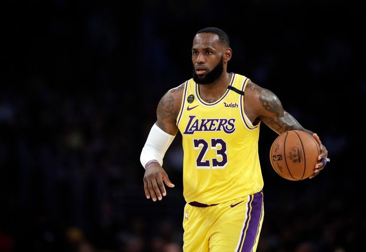 LeBron James plays a major role in leading Los Angeles Lakers to victories this 2020 NBA season