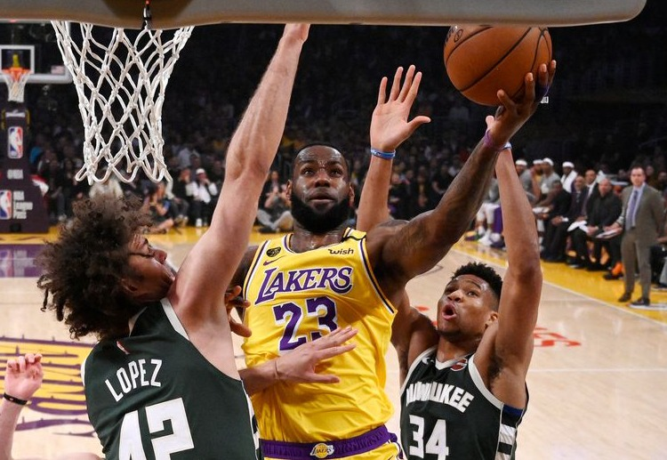 LeBron James undoubtedly spearheads Los Angeles Lakers to beating their opponents this 2020 NBA season