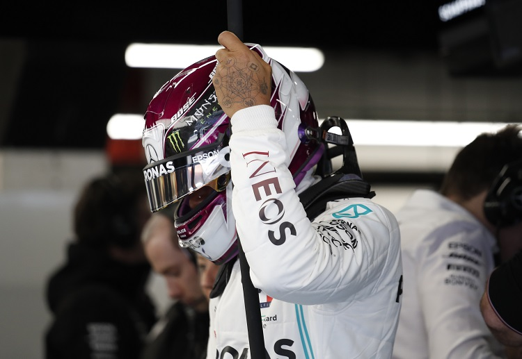 Despite engine issues, Lewis Hamilton is optimistic he'll succeed in the 2020-21 Formula 1 season