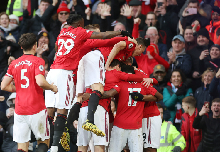 Premier League: Manchester United ends their match vs Manchester City in a 2-0 win