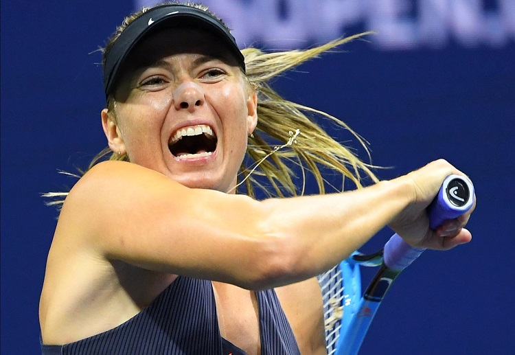 Maria Sharapova has bested Serena Williams in a number of WTA tournaments throughout her career