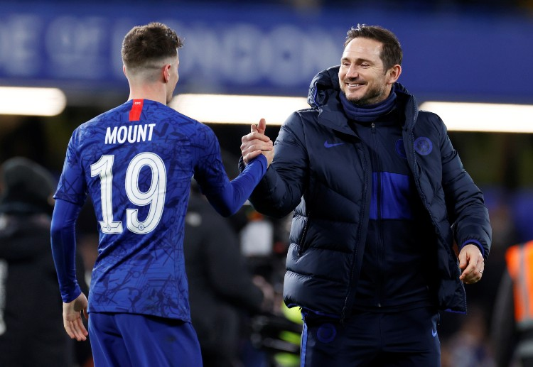 Premier League: Mason Mount has now 6 goals and 5 assist in 29 appearance for Chelsea this season