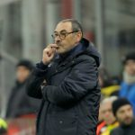 Juventus manager Maurizio Sarri is ready for their Coppa Italia match against AC Milan