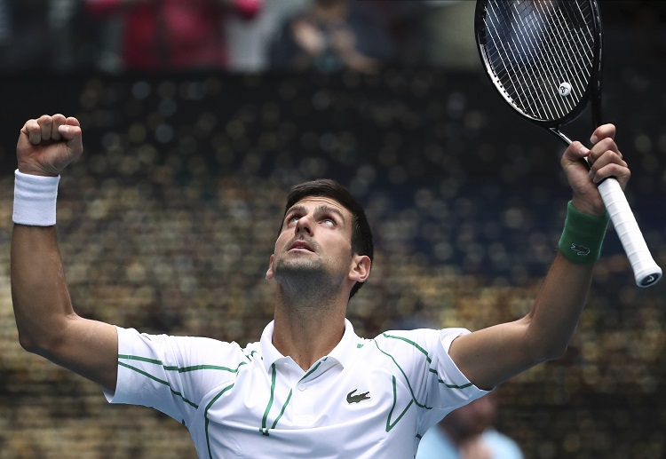 Top-rank ATP player Novak Djokovic purchased medical equipment to support the fight against the coronavirus pandemic