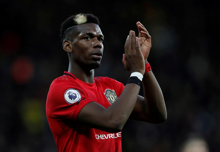 Paul Pogba has failed to be in complete match fitness for most of this Premier League season