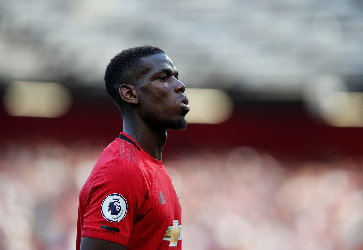 Paul Pogba is said to depart Manchester United in the summer in order to join Juventus in the Serie A