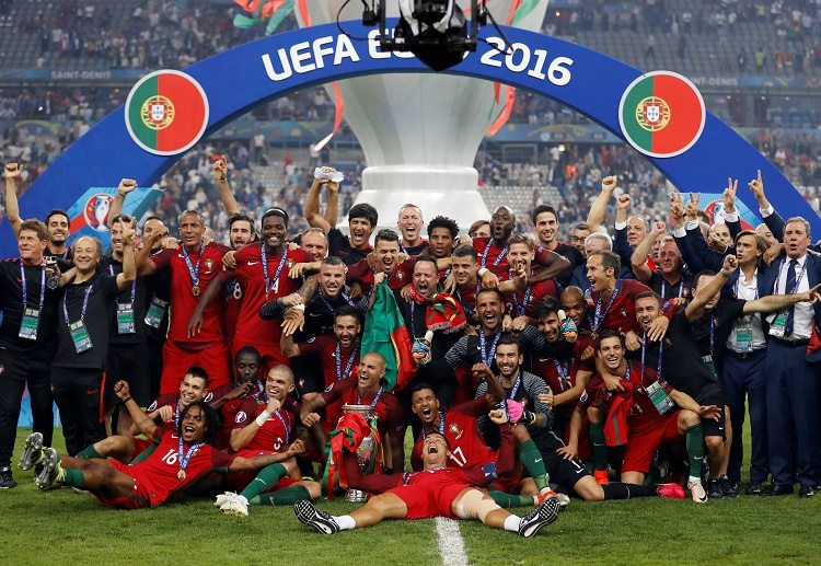 Cristiano Ronaldo could be Portugal's main piece in the upcoming Euro 2020 competition