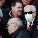Football fans were given a precautionary measure during the Premier League match between Bournemouth and Chelsea
