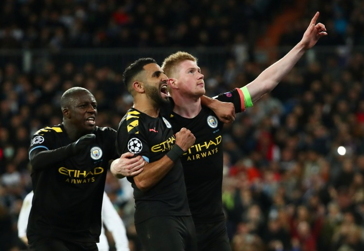 Manchester City have an edge over Real Madrid after winning their Champions League last 16 first leg match
