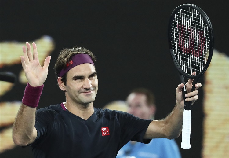 ATP Player Roger Federer donates to Swiss families suffering from the coronavirus pandemic