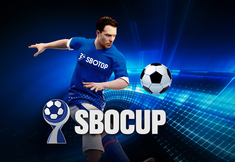SBOTOP offers virtual football action with SBO CUP