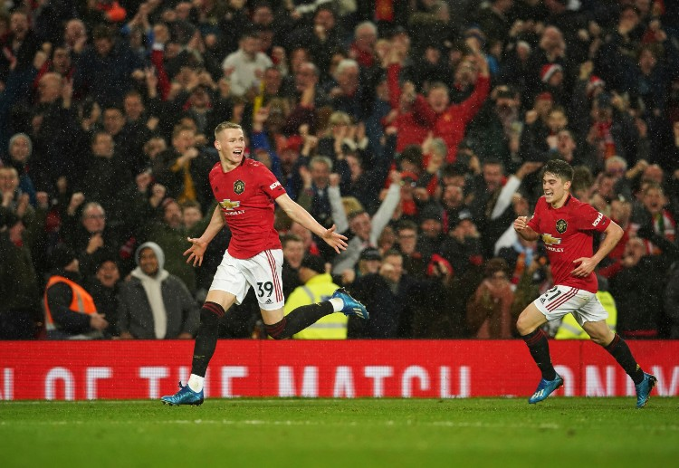 Scott McTominay shines during their Premier League match against Manchester City
