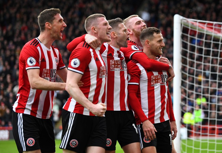Sheffield United are currently 7th in the Premier League table