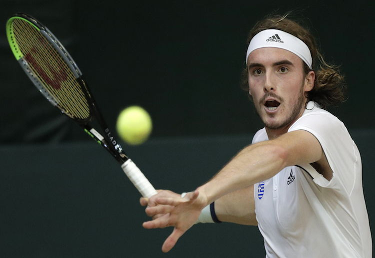 Stefanos Tsitsipas has proven to be a breakout athlete by winning notable ATP matches