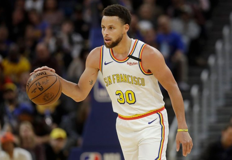 Stephen Curry hasn't played much this 2020 after suffering a hand injury during the early part of the NBA season