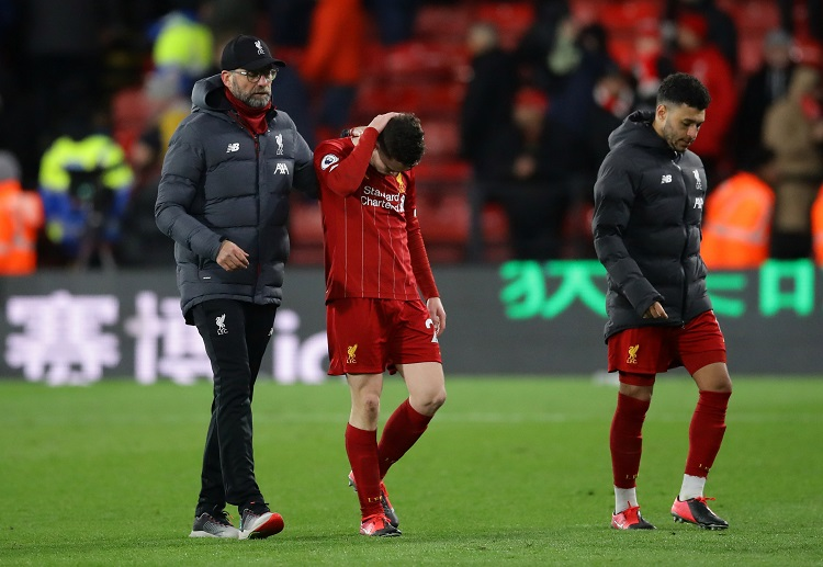 Liverpool feel disappointed after failing to beat Watford in recent Premier League battle