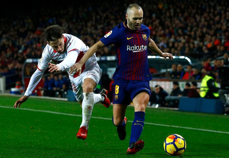 Andres Iniesta definitely left La Liga and Barcelona as a legend following his outstanding contribution to the Catalans