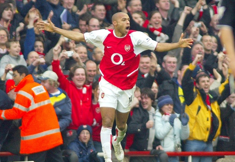 Arsenal wrapped up the Premier League title in April 2004, and avoided defeat in their remaining games to earn the 'Invincibles' tag