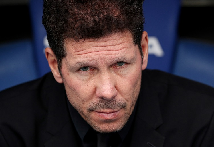 Atletico Madrid look to be back on the drawing board after their lacklustre La Liga season
