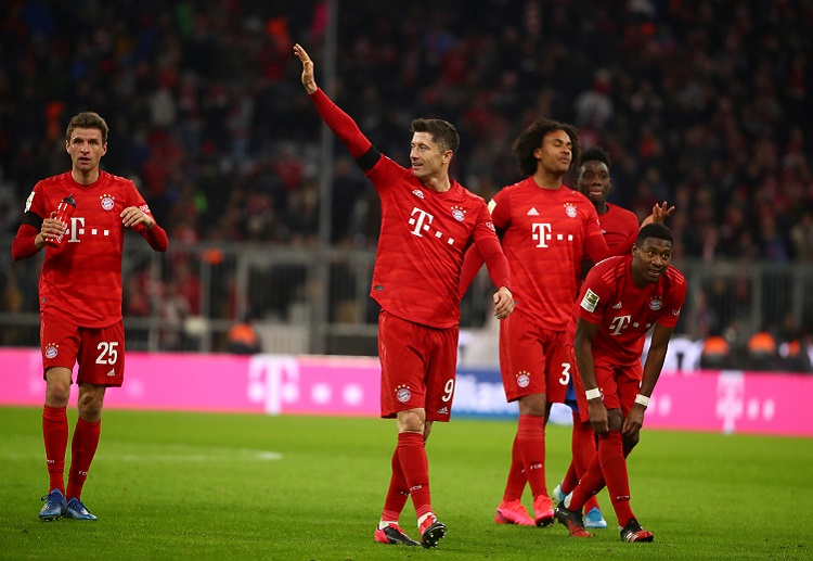 Bayern Munich are at their peak performance for Bundesliga with manager Hansi Flick at the helm