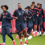 Bundesliga champions Bayern Munich are allegedly back in training despite the continuous threat of COVID-19