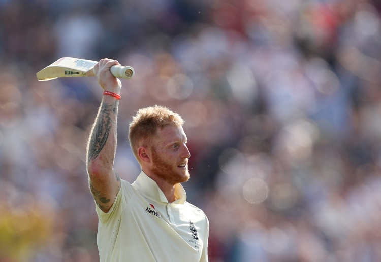 Cricket: Ben Stokes smashes a six on the way to an unbeaten 135 in Headingley Test