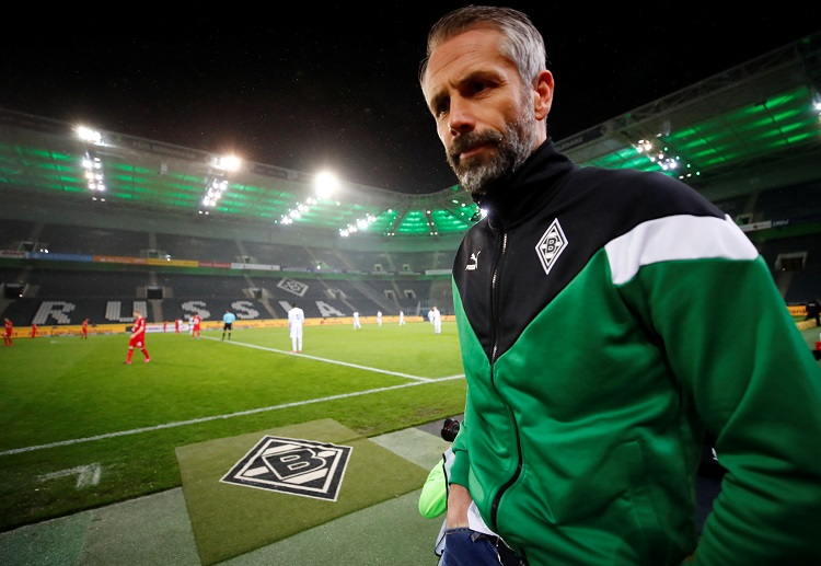 Borussia Monchengladbach sit on 4th spot in the Bundesliga table