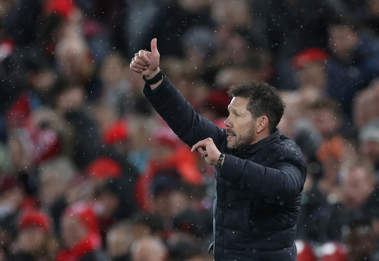 Diego Simeone takes a pay cut to mitigate the economic effects of COVID-19 to La Liga club Atletico Madrid
