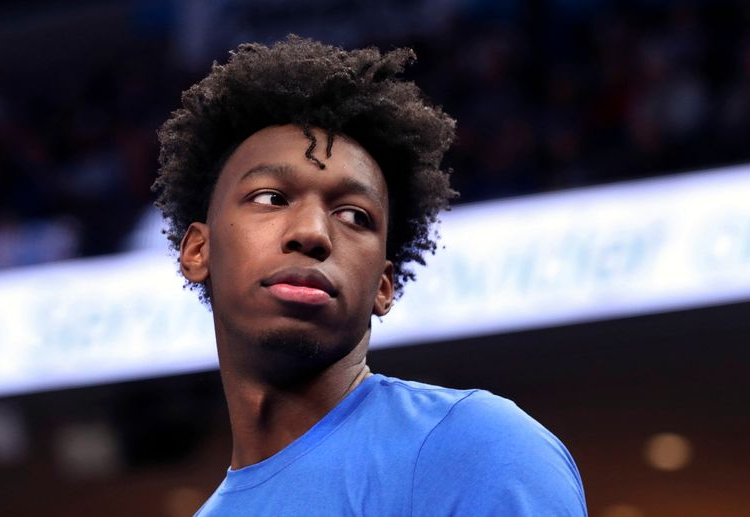 James Wiseman is posed to become one of the top-five prospects in the upcoming 2020 NBA Draft