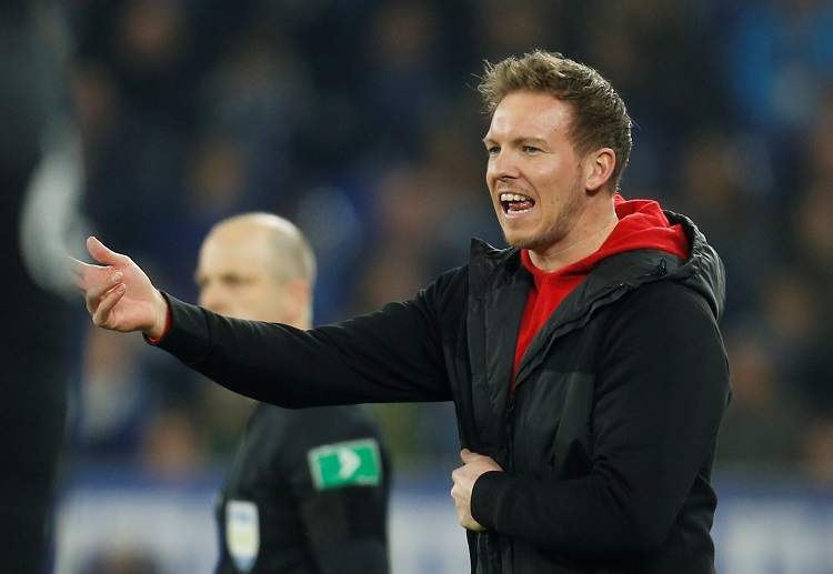 RB Leipzig boss Julian Nagelsmann aims to double his effort once the Bundesliga season resumes