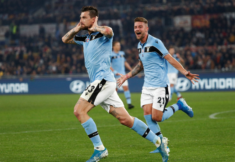 Sergej Milinkovic-Savic has made a name for himself this Serie A season with his exemplary form