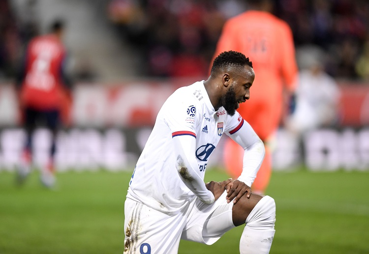 Moussa Dembele is believed to soon part ways with Ligue 1 club Lyon