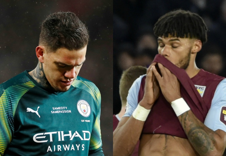 Manchester City sits on second place of Premier League table while West Ham United are at 16th spot