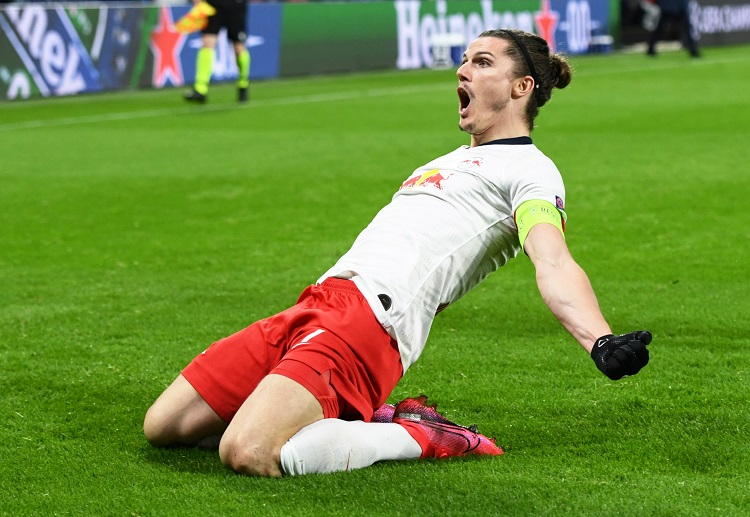 Bundesliga's Marcel Sabitzer helps eliminate Tottenham Hotspur in the Champions League