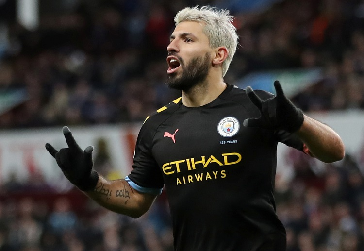 Premier League: Sergio Aguero is Manchester City's all-time record goalscorer
