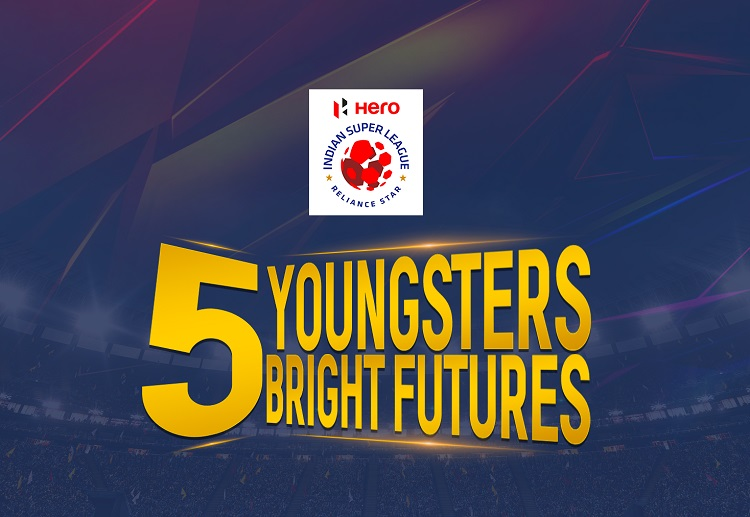 The young talents of today are well on their way to become the stars of tomorrow in the Indian Super League